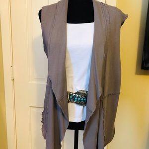 Dylan cotton vest